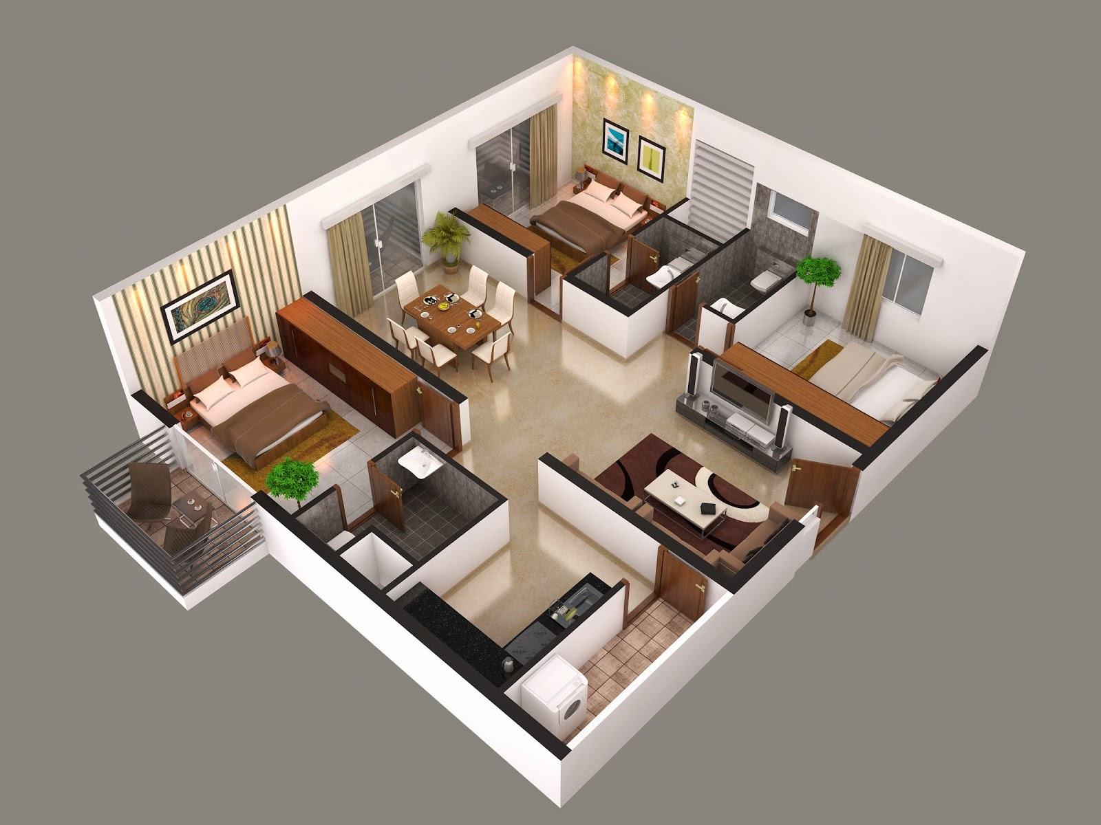 Archstone Ventures Flats For Rent In Bangalore Rental